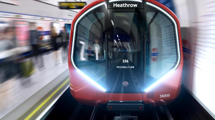 Siemens виграв контракт на будівництво нових поїздів для лондонської підземки