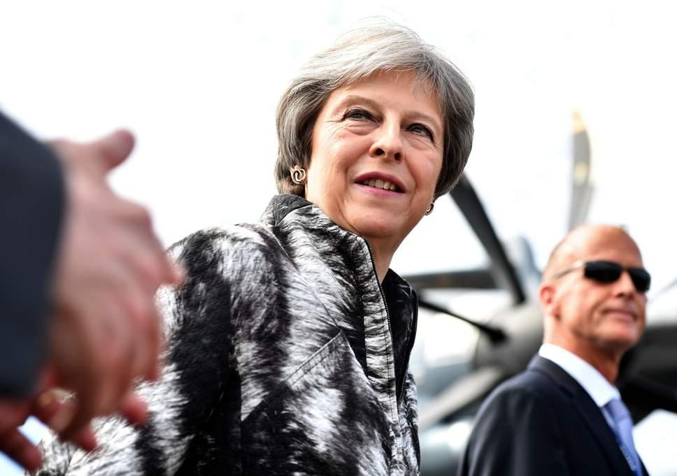 Мей обіцяє захистити авіавиробництво під час Brexit