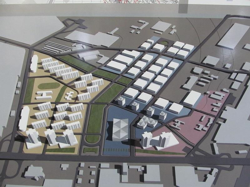 В Днепре построят индустриальный парк Innovation Forpost
