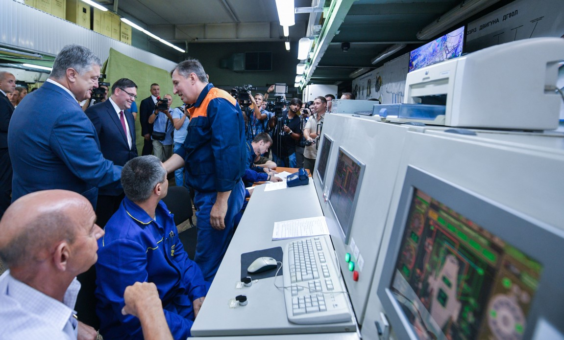 """""""Зоря-Машпроект"""" успішно провів випробування 32 МВт двигуна"""
