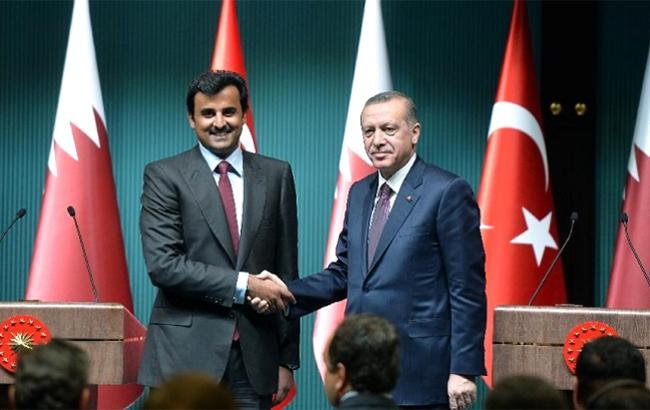 Катар спасает Турцию от кризиса, инвестировав в нее $15 млрд