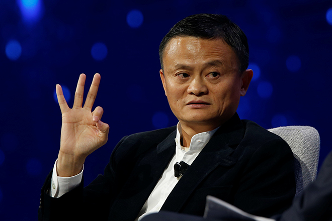 Глава Alibaba йде на пенсію