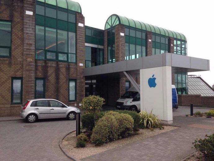 Apple оплатили миллиардный штраф Ирландии