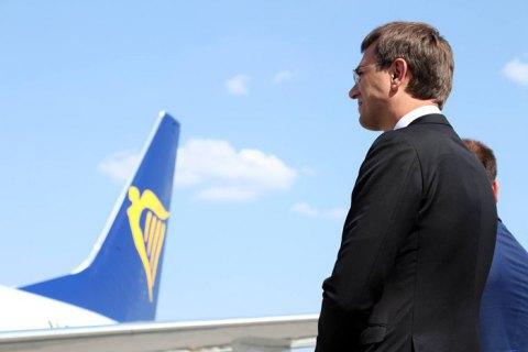 Відновлення регіональних аеропортів в Україні