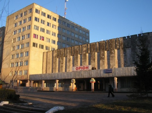 Сегодня с аукциона продали Тернопольский радиозавод «Орион»