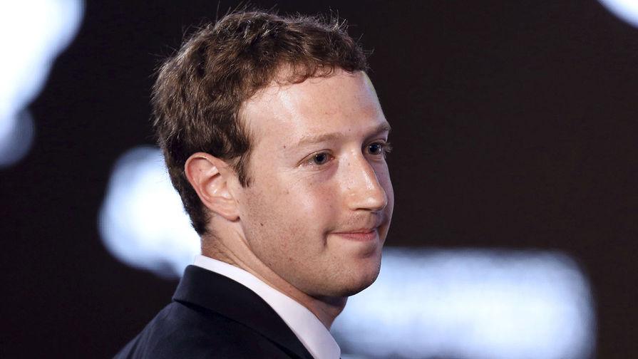 Цукерберг предупредил топ-менеджеров Facebook о работе «в условиях войны»