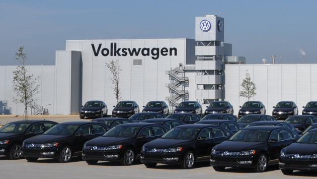 Volkswagen зберіг статус найбільшого виробника авто в світі