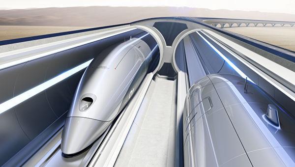 В Україні можуть безкоштовно виділити землю під будівництво Hyperloop