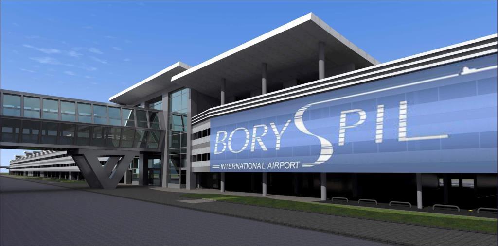 Аэропорт «Борисполь» нуждается в инвестициях