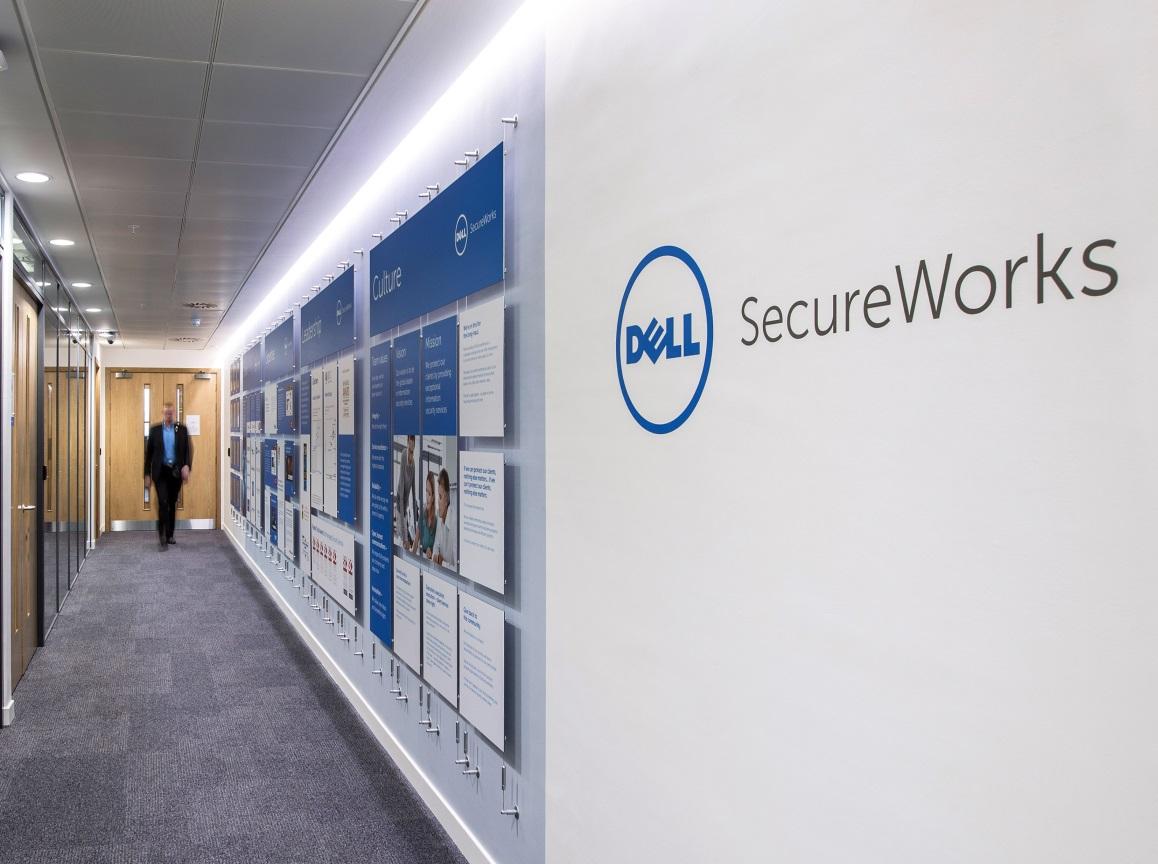 Виробник комп'ютерів хоче продати SecureWorks