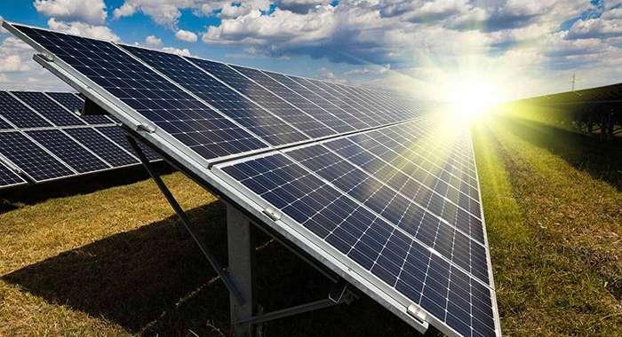 В Украине заработала крупнейшая солнечная электростанция