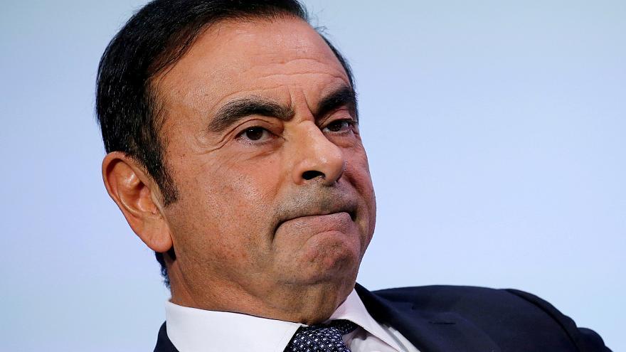 Екс-глава Nissan вийшов з в'язниці під заставу