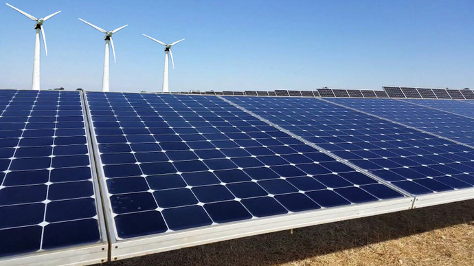 Kness розраховує побудувати в Україні 500 МВт потужностей СЕС