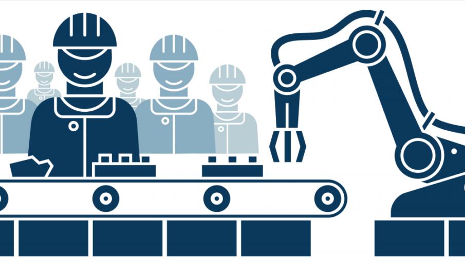 ONS прорахував позитивний ефект від автоматизації праці в Англії