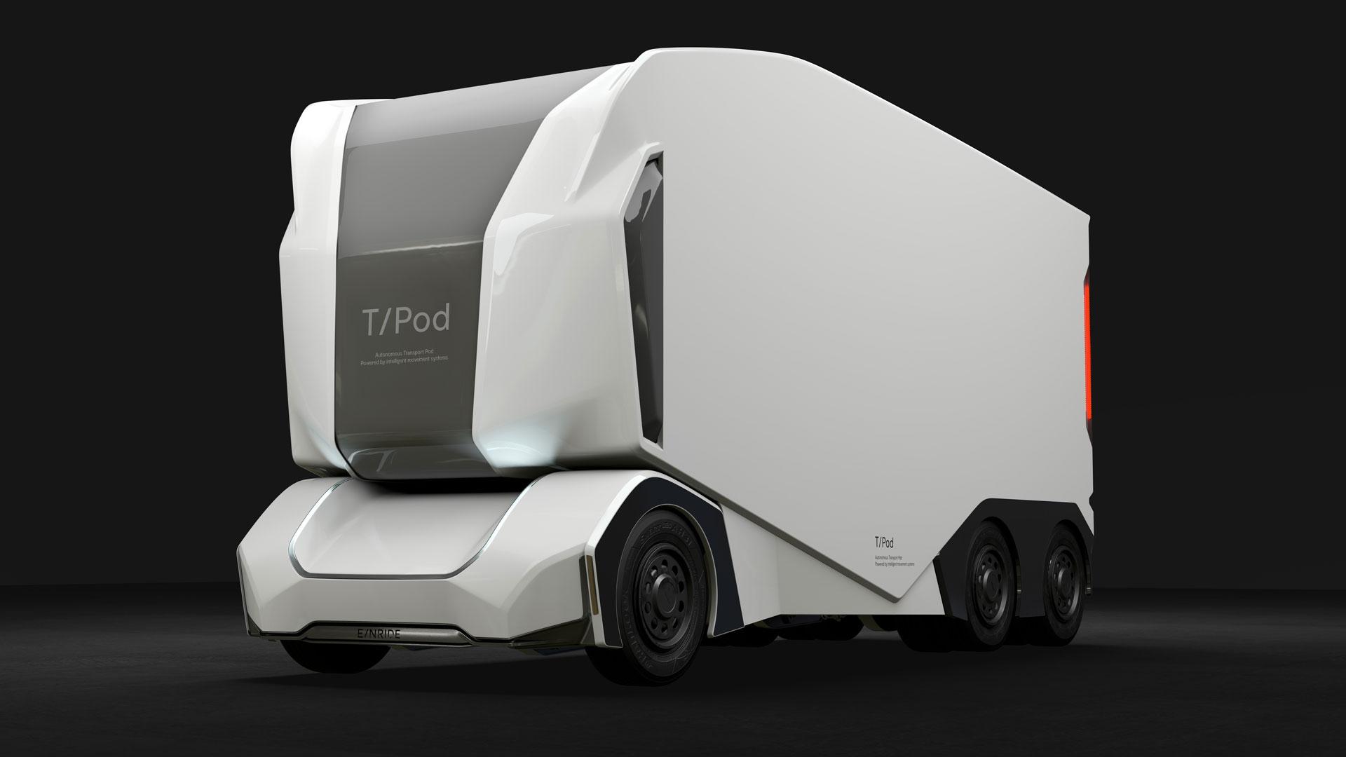 Шведская транспортная администрация получила разрешение на управление автономным и полностью электрическим грузовиком