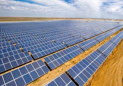 Украинский солнечный рынок попал в топ-10 для китайских поставщиков