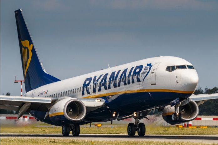 Крупнейший европейский лоукостер Ryanair приценивается ко «Львову»