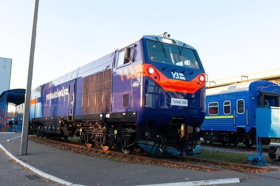 «Укрзализныця» заплатит 895 млн грн за обслуживание локомотивов General Electric