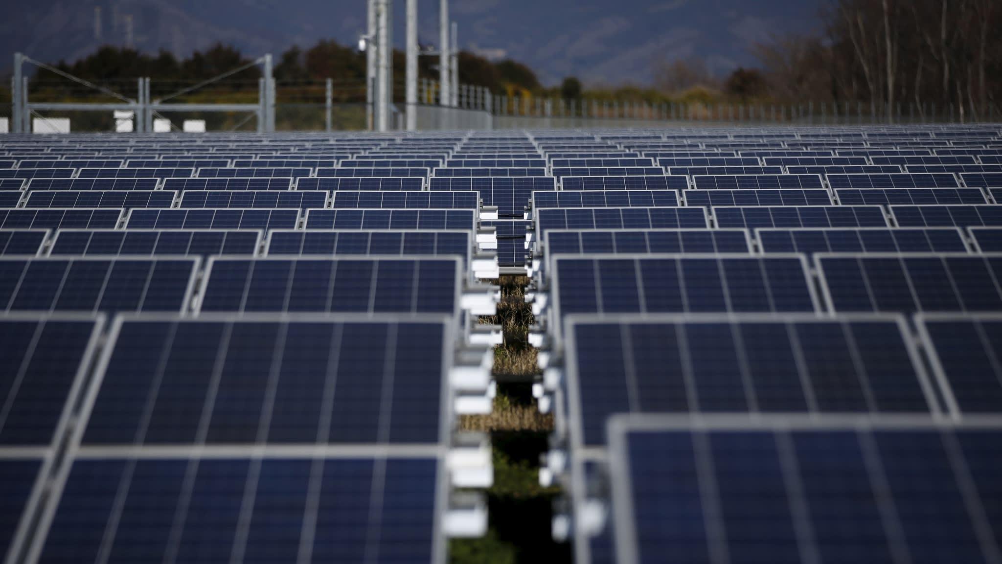 Уряд Франції стане спонсором будівництва сонячних електростанцій в зоні відчуження