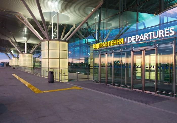 Пасажиропотік Борисполя мають намір збільшити в 4,5 рази