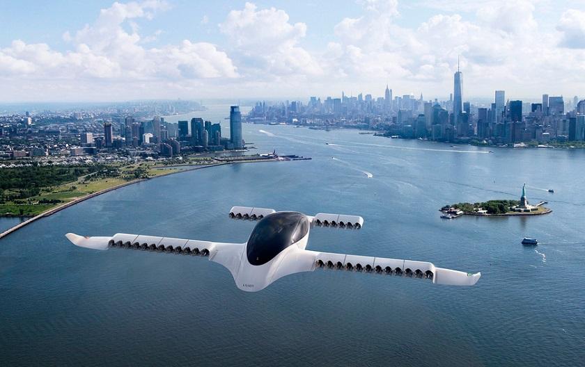 Стартап Lilium пытается воплотить в жизнь воздушное такси
