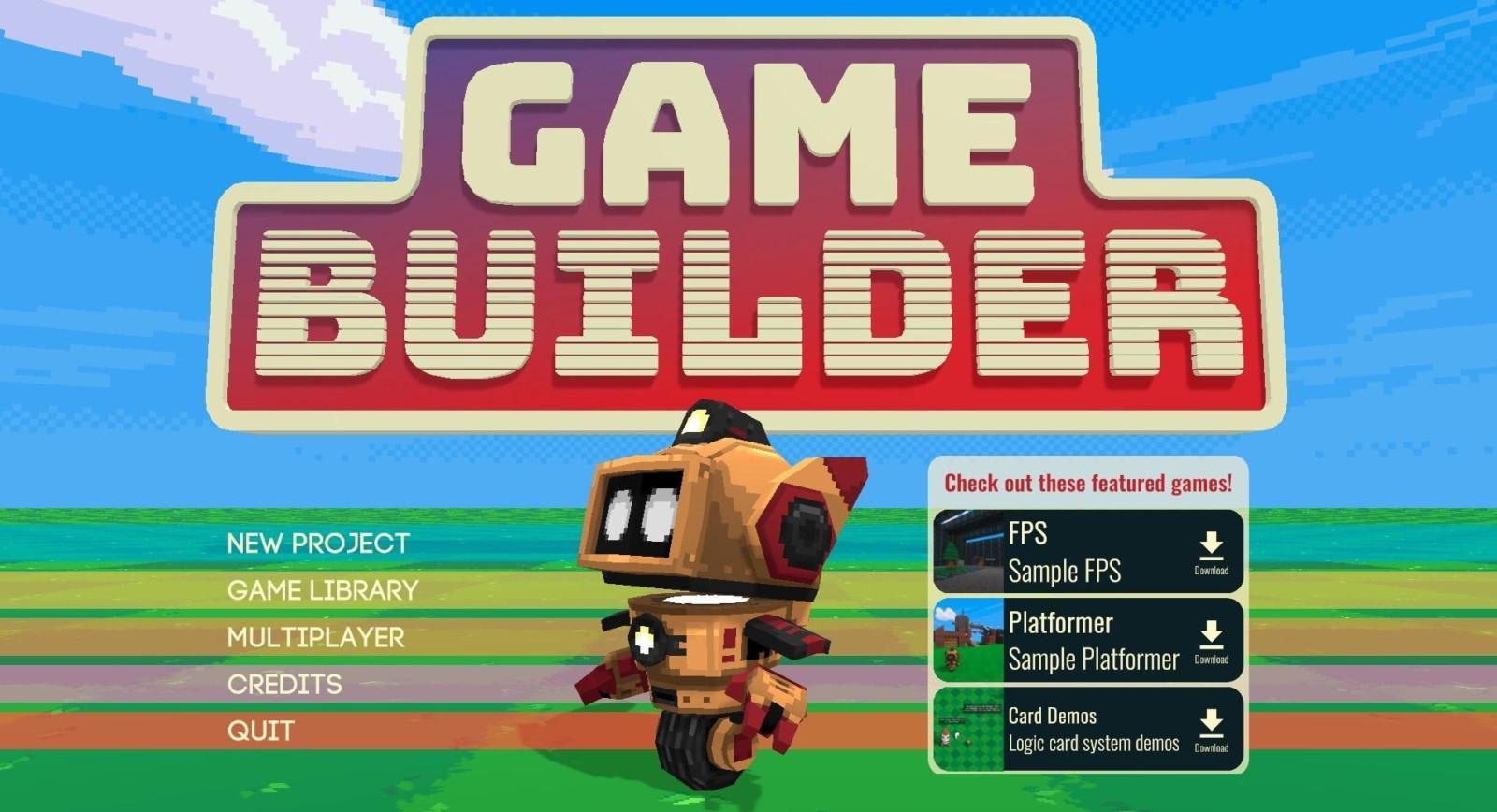 Google представила відеогру, яка допомагає створювати відеоігри