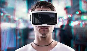 Виртуальная реальность выходит за рамки просто игры