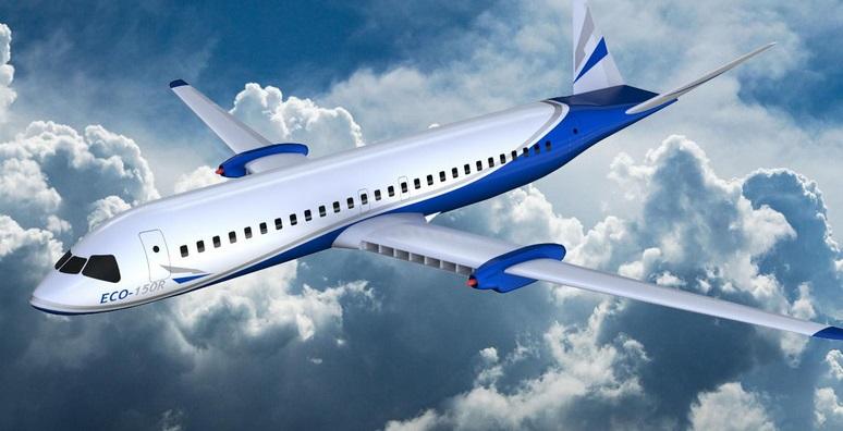На виставці авіації в Парижі активно обговорюють літаки майбутнього