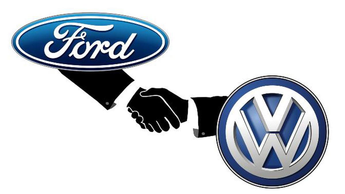 Volkswagen и Ford объединят усилия и финансовые возможности