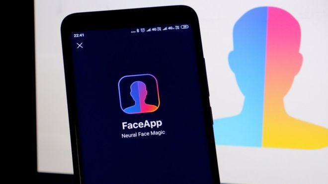 Додаток FaceApp може представляти загрозу
