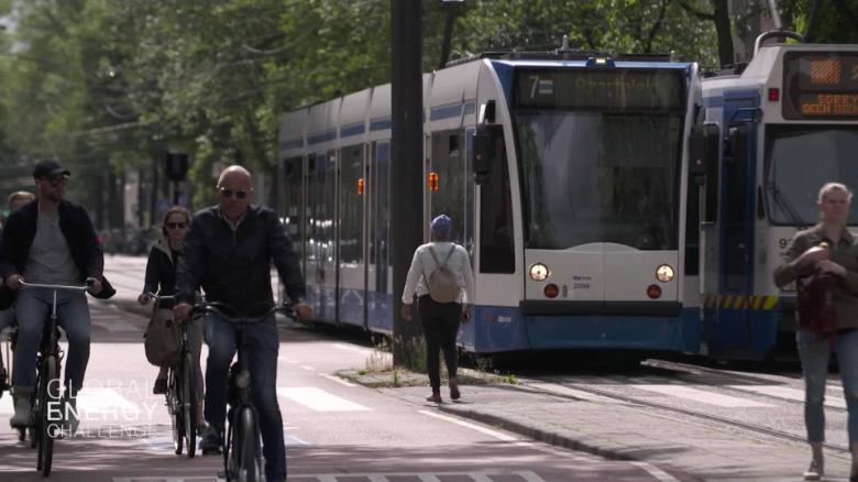 Амстердам планує стати першим «зеленим» містом вже до 2030 року