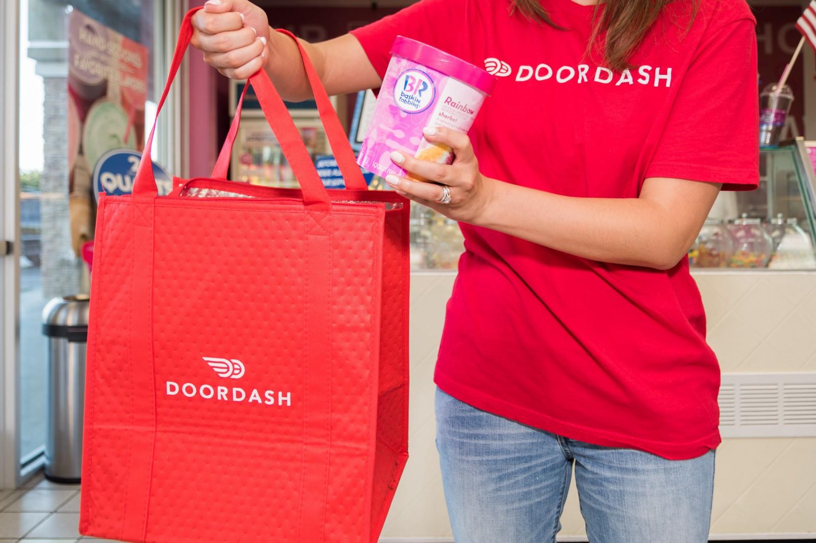 Акції DoorDash знизилися на 4%