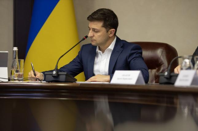 Президент Зеленский остался без бизнеса
