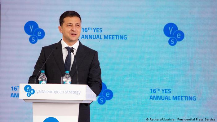 Президент України закликав іноземних інвесторів до нових інвестпроектів під свої гарантії