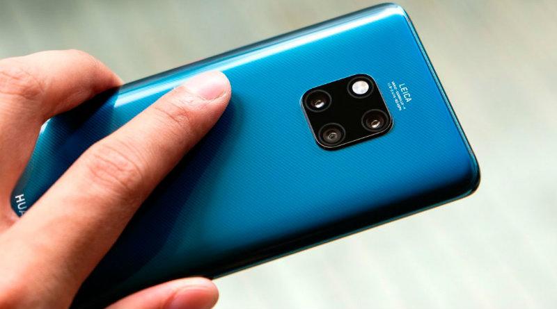 Huawei выпускает новый флагман без приложений Google