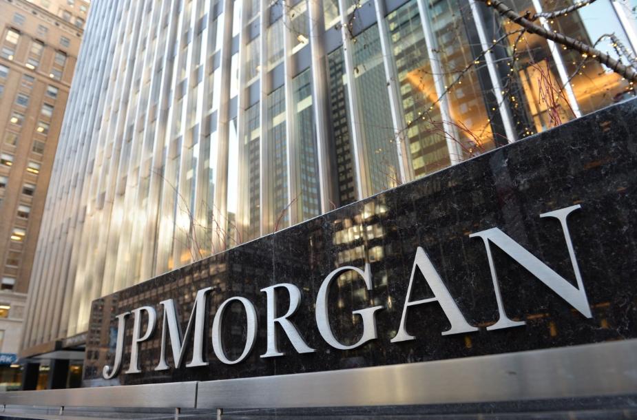 JP Morgan за 9 місяців збільшив чистий прибуток на 10%