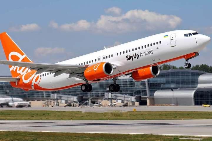 У SkyUp озвучили обсяги пасажирських перевезень за 9 місяців