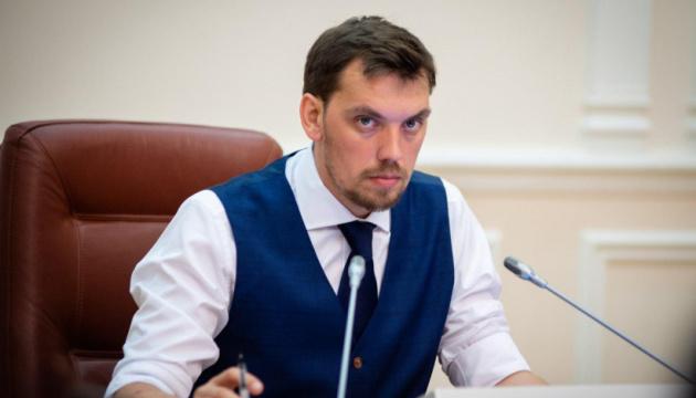 Гончарук та прем'єр Польщі обговорили дозволи на вантажні перевезення