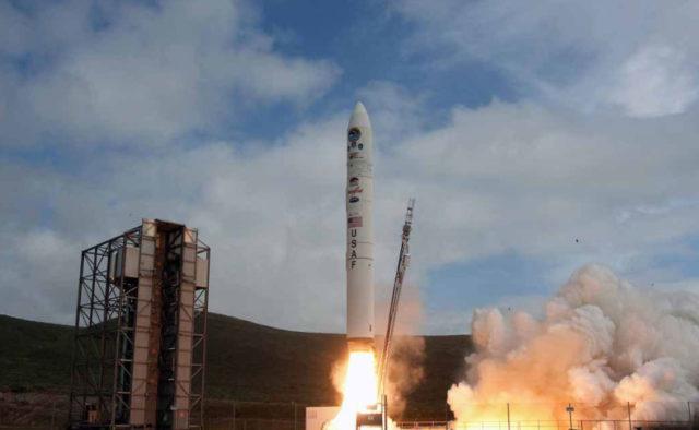 Украинскую компанию выбрали для спецмиссий ВВС США на орбиту