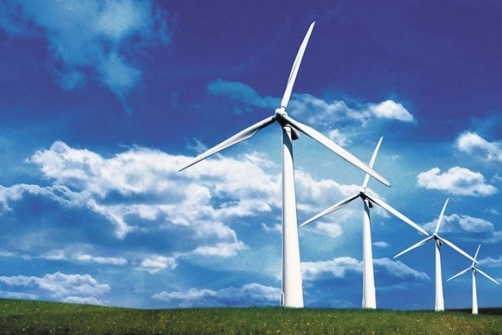 Норвезька і китайська компанії побудують в Україні найбільший вітропарк Європи