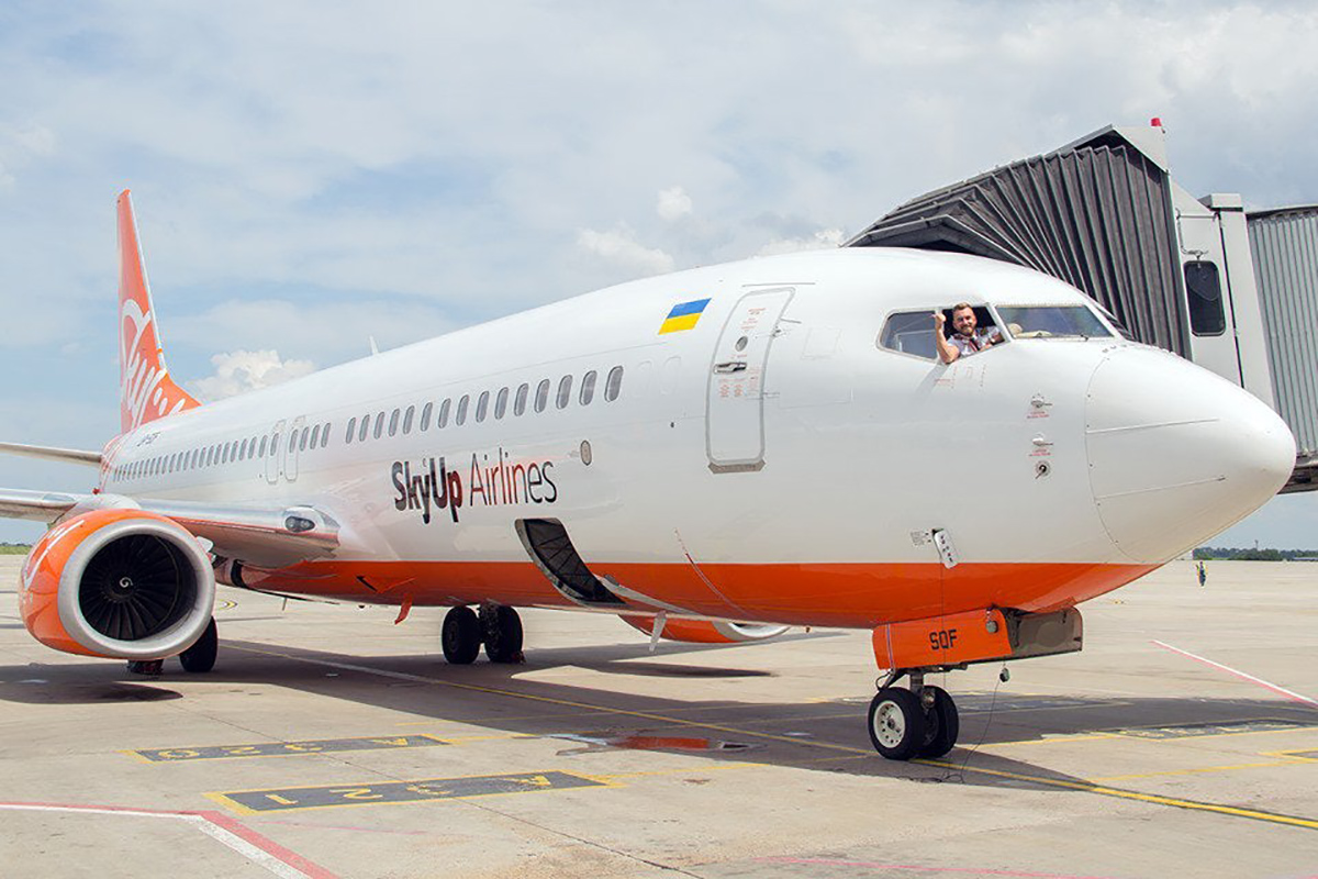 Україна прийняла перший прямий контейнерний поїзд з Китаю