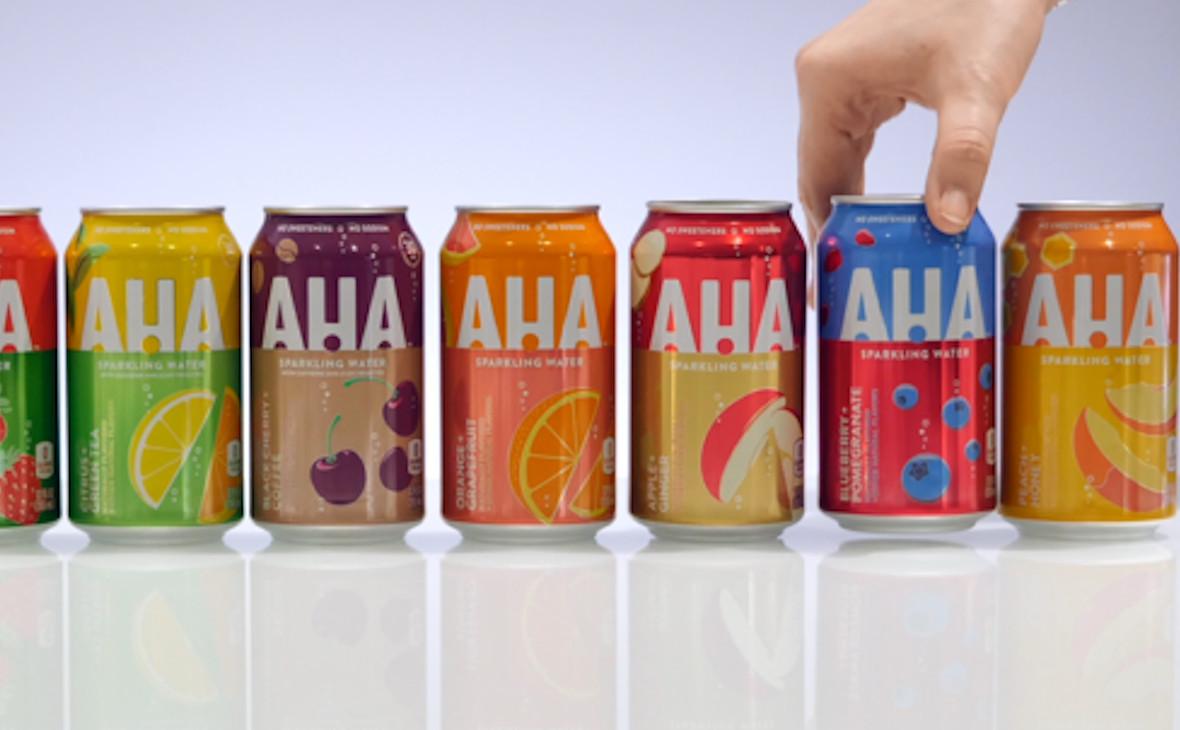 Coca-Cola винайшла нову газовану воду