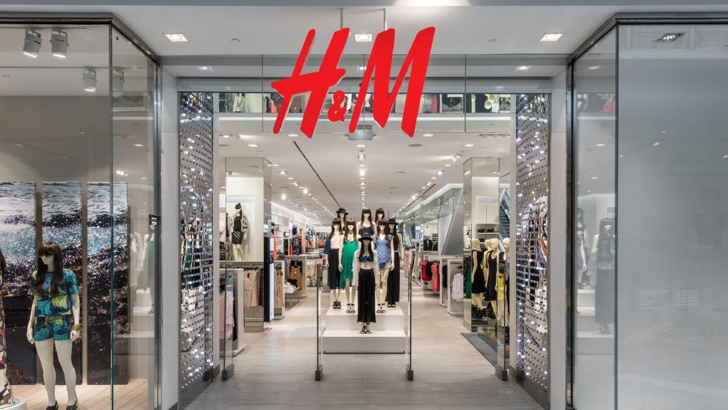 Виручка H&M зросла на 11%