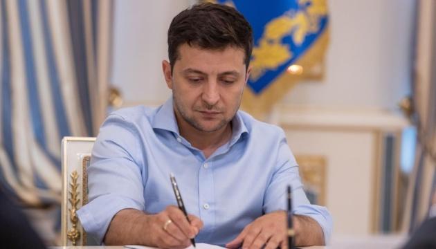 Глава государства подписал закон об уменьшении давления на бизнес