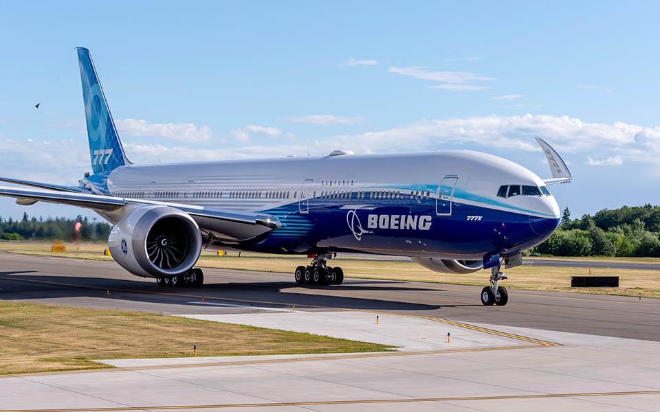 Лайнер Boeing 777X развалился во время испытаний