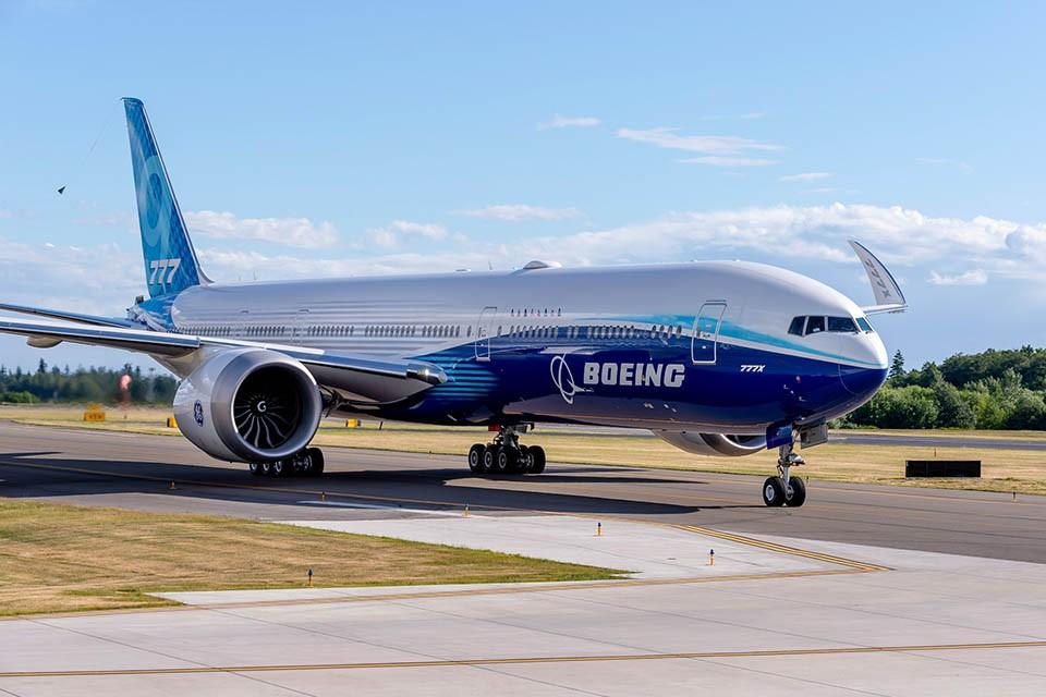 Boeing відзвітував про річний збиток вперше за 22 роки