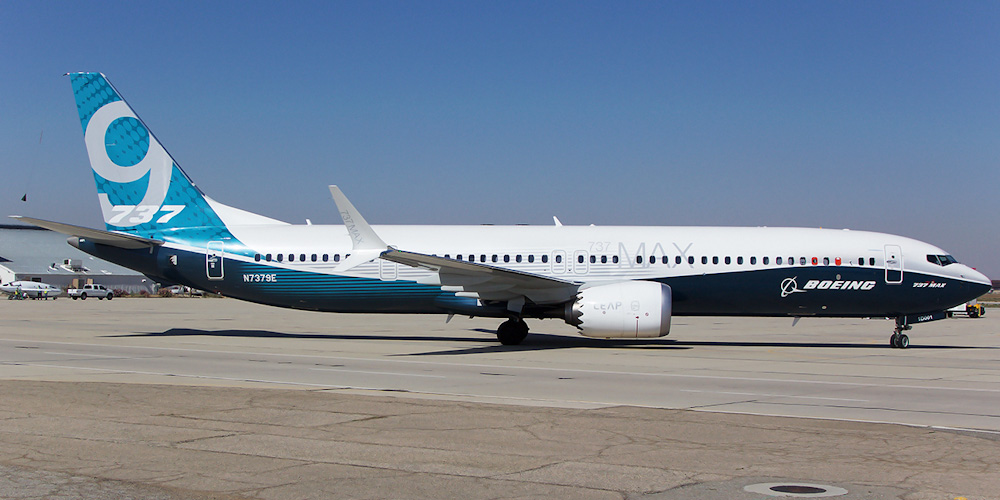 Boeing скасувала презентацію нового літака