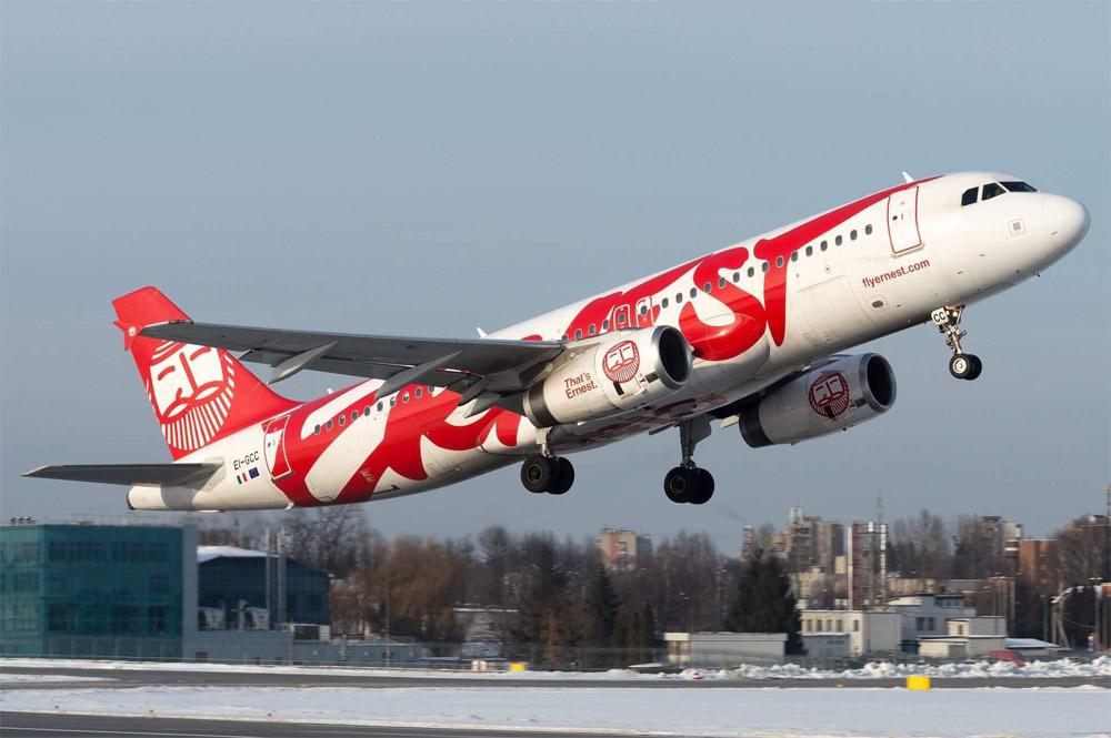 Італійський лоукостер закрив всі рейси раніше від запланованого терміну