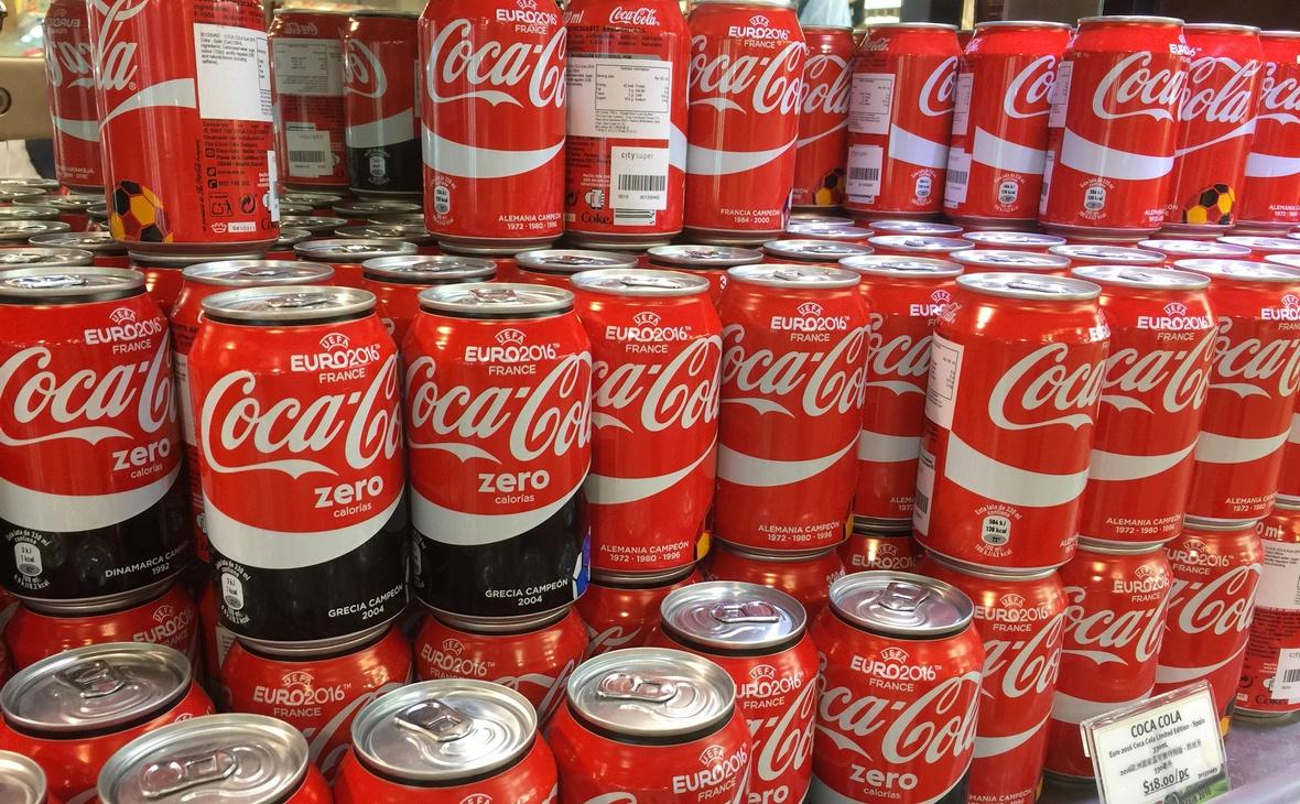 Квартальные доходы Coca Cola превзошли оценки благодаря новинкам