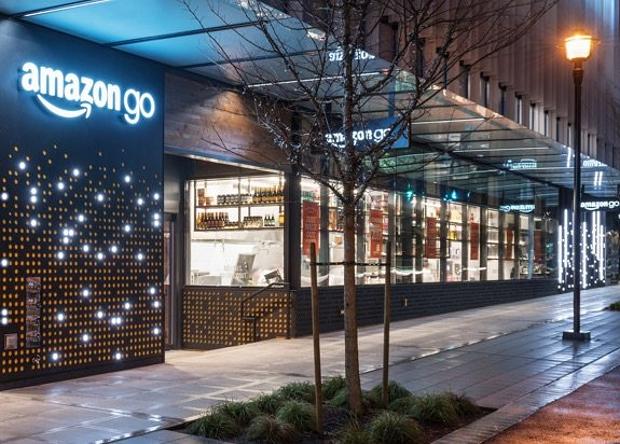 Amazon почала продавати ліцензію на свою технологію магазинів без кас